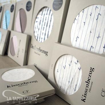 La Tappezzeria di Modena - Biancheria per la camera da letto